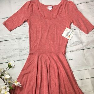 NWT LuLaRoe Nicole Dress XS